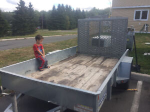 6x10 Utility Trailer MUST GO
