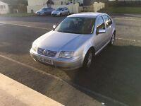 Volkswagen bora for sale!!