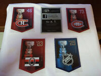 NHL cards --- 2011-12 Panini Molson Coors Stanley Cup Champions
