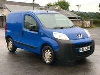 BREAKING FOR SPARES 2013 Peugeot Bipper 1.3HDi 75 S