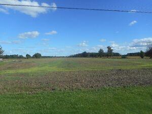Farm Land for Sale Southwest Middlesex