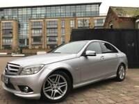 2010 Mercedes-Benz C250 2.1CDI AUTO CDI Sport**HEALTH CHECKED BY MERCEDES