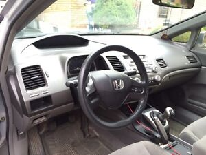 Honda civic 2008 LX manual