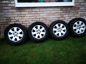 VW T5 Alloy wheels