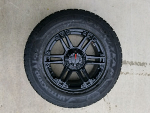 Studded 18 inch  6 bolt set of 4 - REDUCED