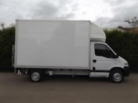 Vauxhall Movano 3500 2.5 LUTON TAIL LIFT Only 85k Miles
