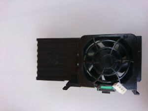 HP Z420 MEMORY RAM COOLING FAN OEM DC BRUSHLESS QUIET DELTA 12V