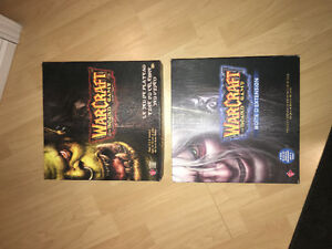 Warcraft jeu de plateau + extension