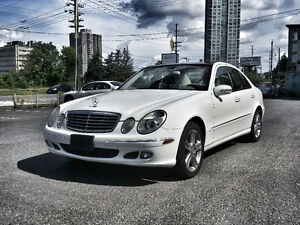 2005 Mercedes-Benz E500 4matic - Just Reduced Only $9995