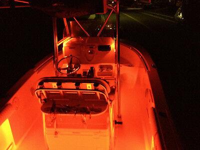 ___ LED ___ BOAT ___ LIGHTS___ engine motor OMC Chevy 4.3 5.0 5.7 454 OEM part V