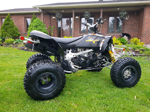 Can Am ds450x 2008 showroom