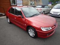 Peugeot 306 1.4 ( a/c ) 2001MY LX