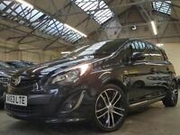2013 Vauxhall Corsa 1.4 i 16v Black Edition Hatchback 5dr Petrol Manual