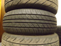 Garage Sale Tires Winter, All 5 tires for $80.
