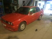 1990 BMW 3-Series Mtech 2 Berline