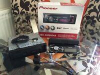 Pioneer DEH-X8500DAB