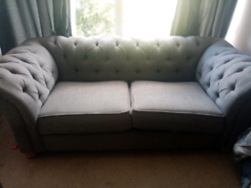 Chesterfield large 2 seater sofa