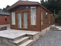 Lodge for rent 2 bedroom sleeps 5 people, Auchterarder near Gleneagles