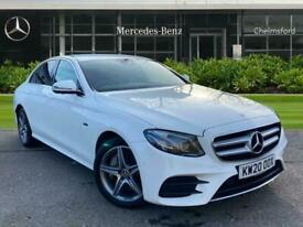 image for 2020 Mercedes-Benz E Class E300de AMG Line Premium 4dr 9G-Tronic Auto Saloon Die