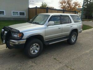 WANTED: Rear Bumper 1999 Toyota 4Runner SR5