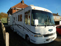 R-Vision RV Condor 6 berth 6 seatbelts rear fixed bed motorhome for sale