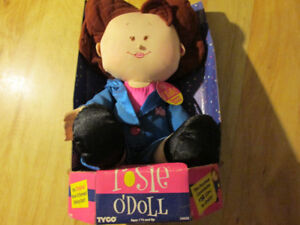 ROSIE O'DONNELL Tyco Talking Doll WORKS Vintage 1997 Toy Trump