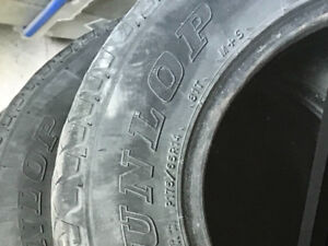 Tires 175/65 R14 and 185/60 R14 four of each