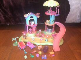 Littlest Pet Shop Tree House