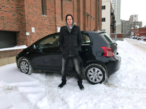 08 Toyota Yaris LE 5-Speed Manual - Cheap On Gas!