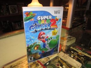 Super Mario Galaxy 2 For NINTENDO WII For Sale