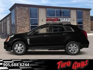 2015 Cadillac SRX Luxury  -  - Leather Seats - Panoramic Roof