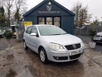 Volkswagen Polo 1.4 TDI S PD 70PS (silver) 2005