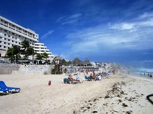 Cancun Mexico Time Share Rental - 1 week