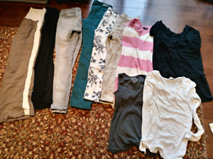 Small size maternity clothes items 10 items