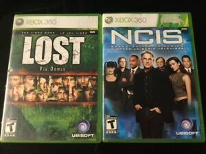 Lost /10$ - NCIS /30$