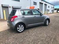 2009 SUZUKI SWIFT 1.3 PETROL- LOW MIL. 42K- FSH- 6 MONTHS RAC WARRANTY- 2 OWNERS