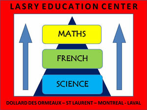 LASRY TUTORING for MATH, FRENCH +++ AT ONLY 15$/HOUR West Island Greater Montréal image 3