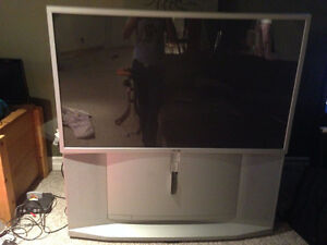 "60"" Sony Rear Projection TV"
