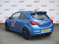 2018 Vauxhall Corsa 3dr Hat 1.4 75ps Limited Edtn 3 door Hatchback