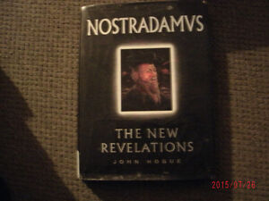 NOSTRADAMAS and Predictions Books Regina Regina Area image 3