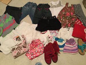 Various Girl's clothing