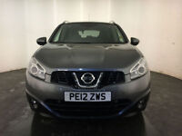 2012 NISSAN QASHQAI N-TEC + DCI 4WD AUTOMATIC 1 OWNER SERVICE HISTORY FINANCE PX