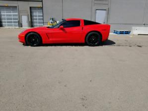 2012 C6 Corvette with LOW Km's