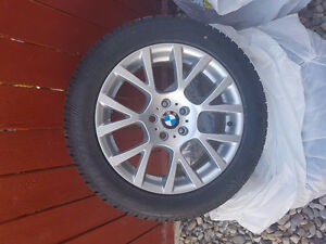 BMW 7 series winter tires