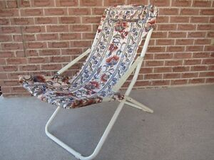 Relaxing lounge chair