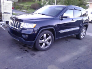 2011 Jeep Grand Cherokee chrome Autre