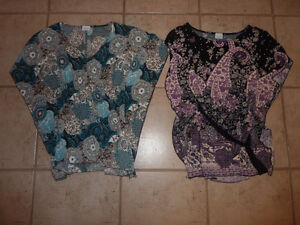 3 Suzy tops, size S $ 5 each (excellent condition, new with tag)