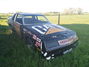 1986 Oldsmobile Cutlass Project Car