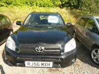 2006 TOYOTA RAV 4 2.2 D 4D XT3 5dr A NICE 4X4 DIESEL SEVERAL 4X4 AVAILABLE