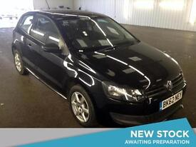 2012 VOLKSWAGEN POLO 1.2 70 S 3dr